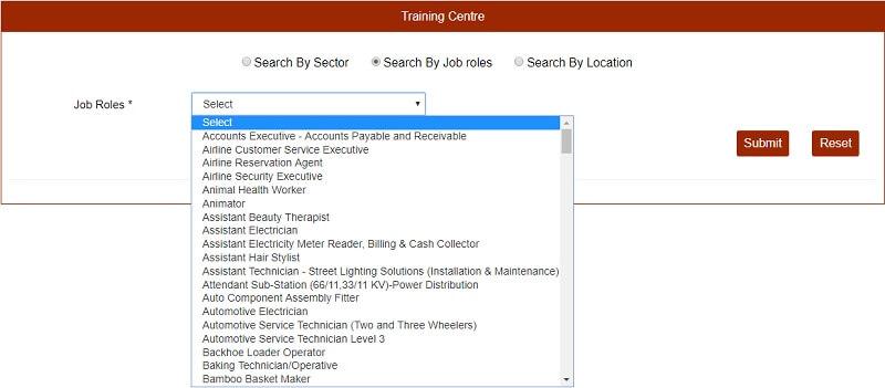 Check-Kaushal-Vikas-Yojana-Training-Centers-List