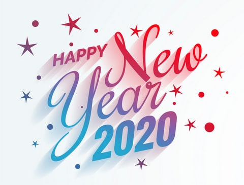 Happy New Year 2020 Messages With Images And Video
